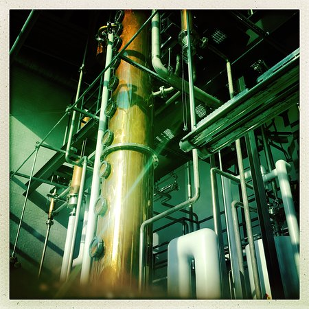 Sagamore Spirit Distillery Fotografie