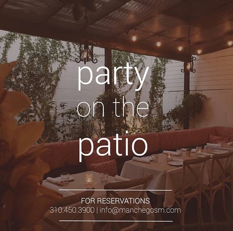 Reserve your special party. Contact us today!
