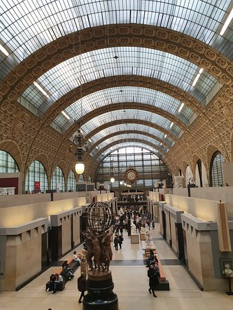 Skip the Line: Musee d'Orsay Reserved Access Ticket: Museum
