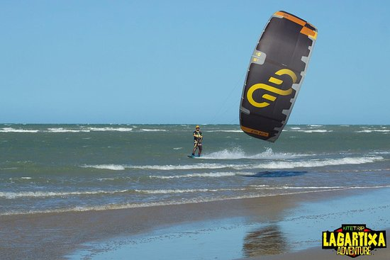 Lagartixa Kite Trip