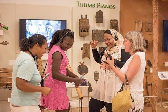 Visite autoguidée du musée des...
