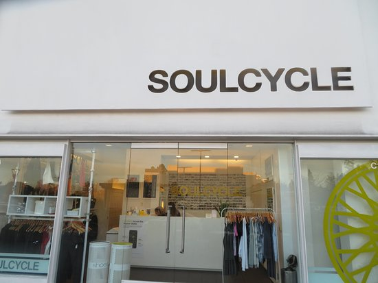 SoulCycle, Stanford Shopping Center, Palo Alto, CA