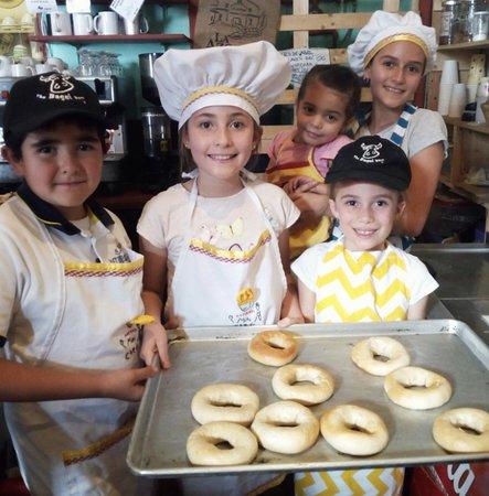WORKSHOP WITH KIDS