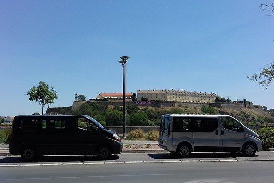 Privat overførsel fra Beograd til Novi...