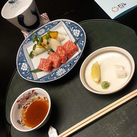 Kaiseki - omi beef
