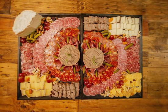 Doctor's Platter Take-away package party size