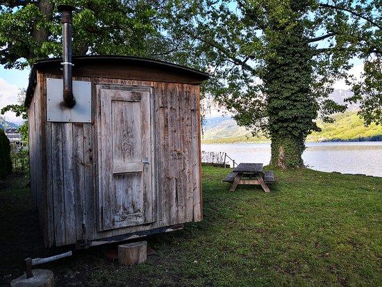 Holzer Sauna