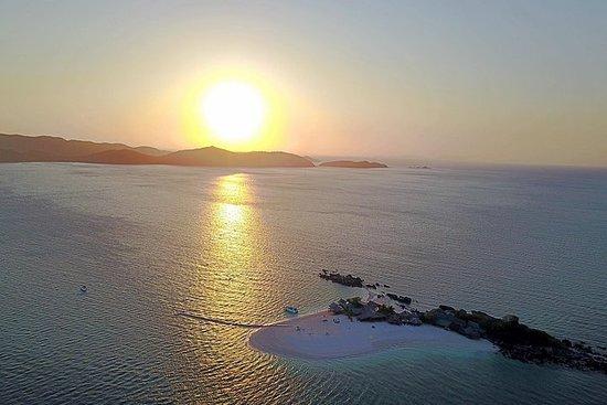 サンライズ・オン・ザ・ビーチ:小グループでのピピ島ツアーおよびランチ・ビュッ…