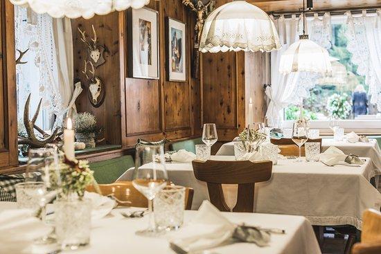 Lajen, Italija: Restaurant