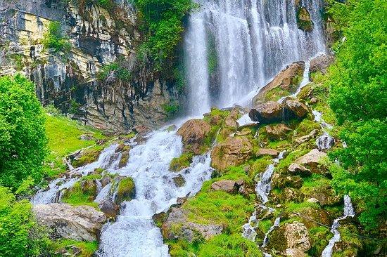 "Off Road Albania Tours Hiking to ""Becka""(SOTIRA) Waterfall- Tomori..."