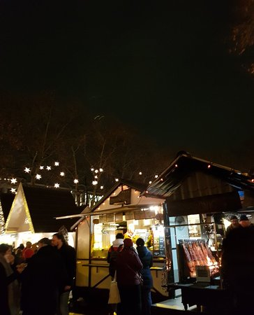 Old Town Christmas Market
