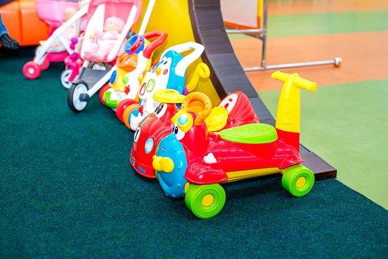 Детский автопарк