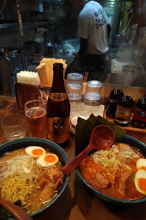One of the best-tasting sub-¥1,000 ramen in Minato-ku/ Shibadaimon