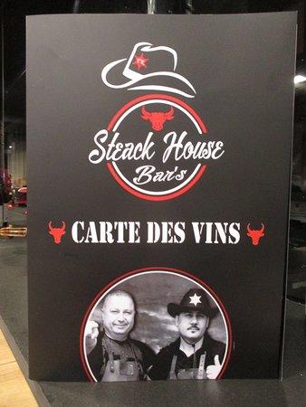 Charleroi, Steack House & Bar's