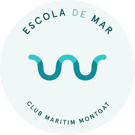 Montgat, España: Logo Escola de Mar