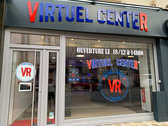 Virtuel Center Troyes
