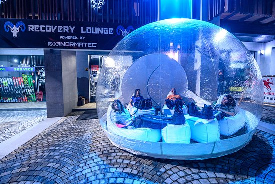 Recovery Lounge Bansko