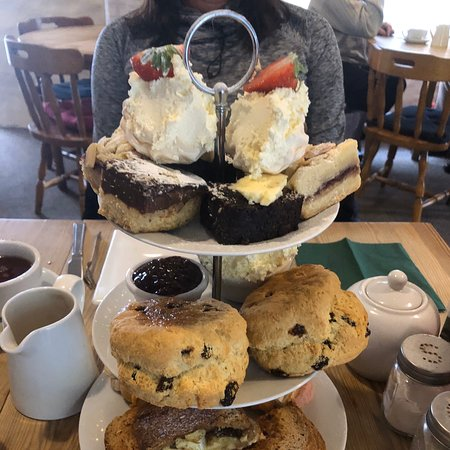 Image Mill Race Teashop in Yorkshire and The Humber
