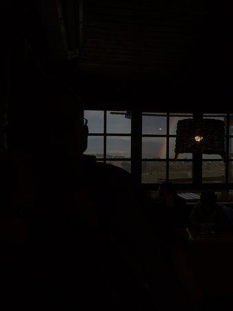 עפולה, ישראל: Absolutely fabulous food. Great views - when it's a clear day - even when cloud covered. Saw a rainbow in the Jezreel valley. Super service, full of locals and creative decor. Highly recommend.