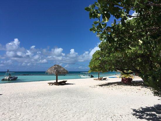 Aito Motel Colette Tikehau, Polynésie française