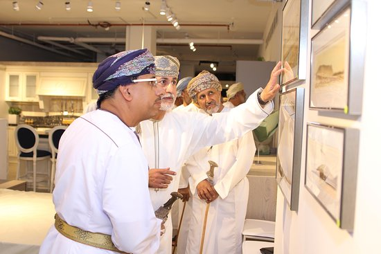 Rashid Alkindi Art Gallery