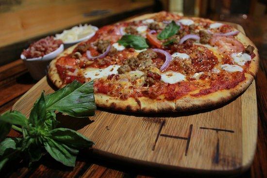 Hoptown Wood Fired Pizza Wapato Menu Prices Restaurant Reviews Tripadvisor