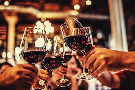 Riga wijnproeverij