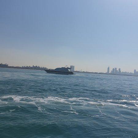 30 minutes ride Burj al Arab