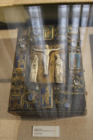Gilded and decorated bibles