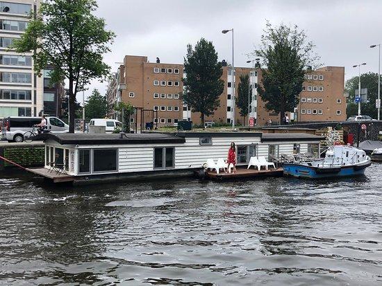 Houseboat Little Amstel Photo