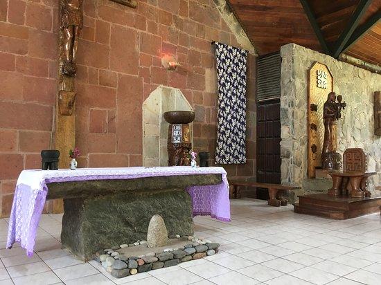 Notre Dame Cathedral Nuku Hiva, Polynésie française