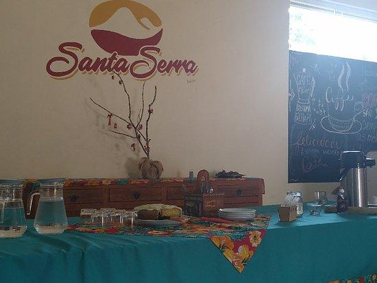 Cafe Santa Serra