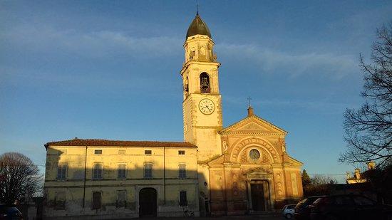 Province of Parma, Italië: Parrochia di Pieveottoville