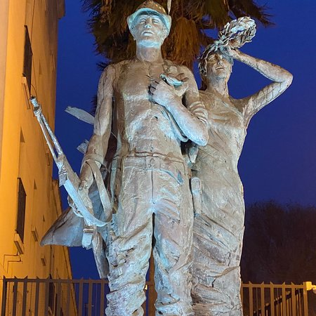 Monumento Ai Caduti Della Guardia Di Finanza
