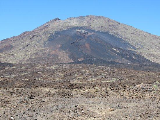 Las narices del Teide (éruption de 1778)