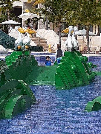 Royalton Riviera Cancun Resort N Spa - Kids Pool