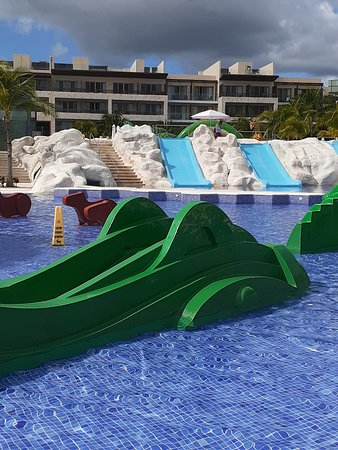 Royalton Riviera Cancun Resort N Spa - Kids Pool