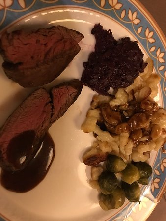 More of the Chateaubriand
