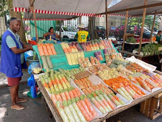Full-Day Custom Private Tour of Rio: Market
