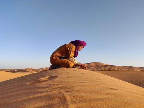 Venha ter o seu momento de harmonia com o deserto!!!