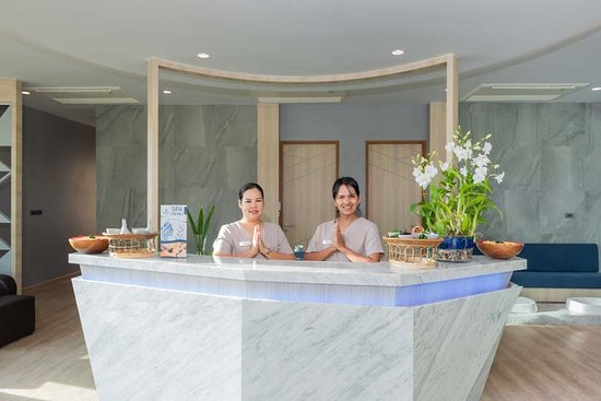 Blue Aster Spa