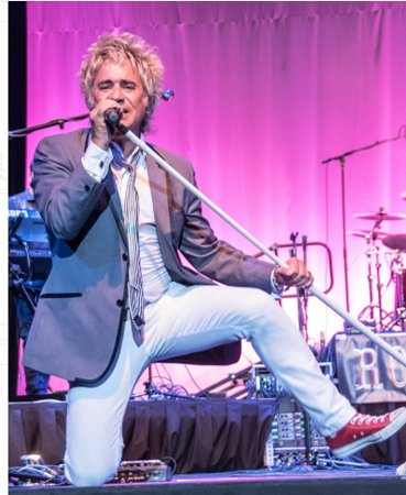 Concho, AZ: Rod Stewart Tribute playing on Valentine's Day 5pm and 7pm shows. Feb 14th 2020. Shows change all the time. Always call of updated info. 928-33-pizza (74992)