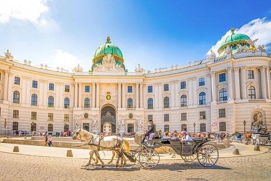 从布达佩斯到维也纳的全日私人旅行