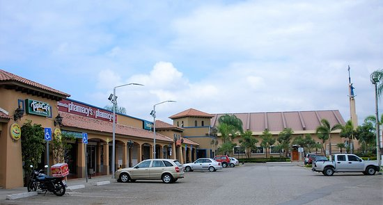 Vista de ubicación de Tapiocafe Brasil, CC San Antonio, km 11 Vía Samborondon, Guayaquil, Ecuador