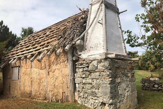 Tour storico delle Bermuda National Trust