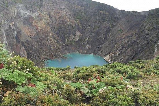 Full Day Tour Irazu Volcano Orosi...