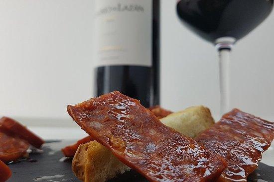 Visita y degustación de vinos con...