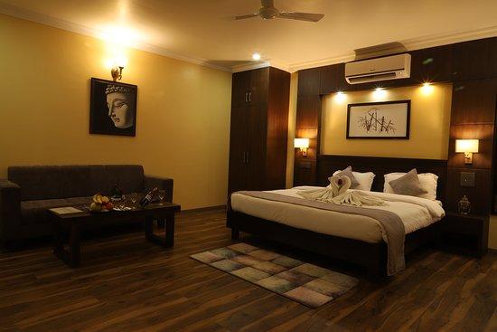 Itahari, Nepal: Deluxe Room