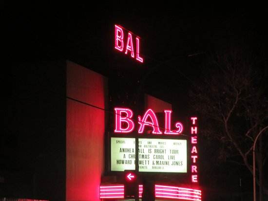 ‪The Historic BAL Theatre‬