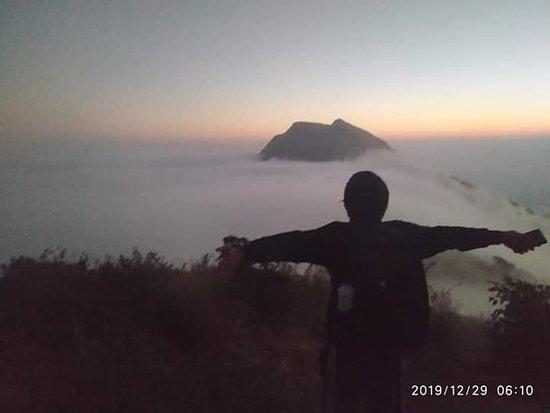 Popaywa, Birmania: Sunrise catcher